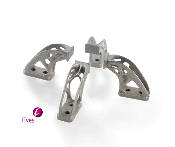 Additive Manufacturing Parts for Fives Machining