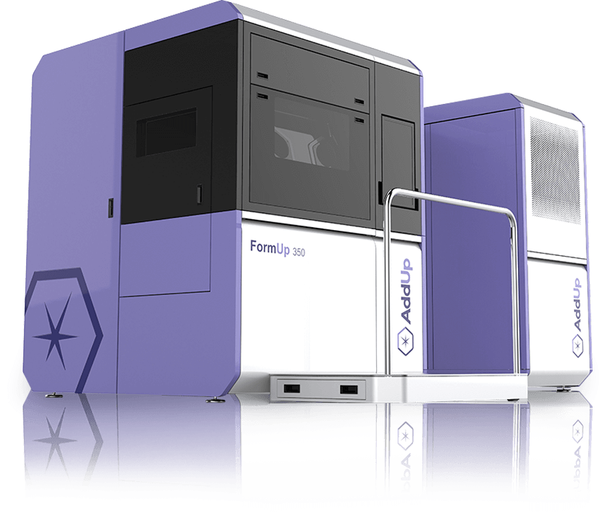 FormUp 350 PBF machine