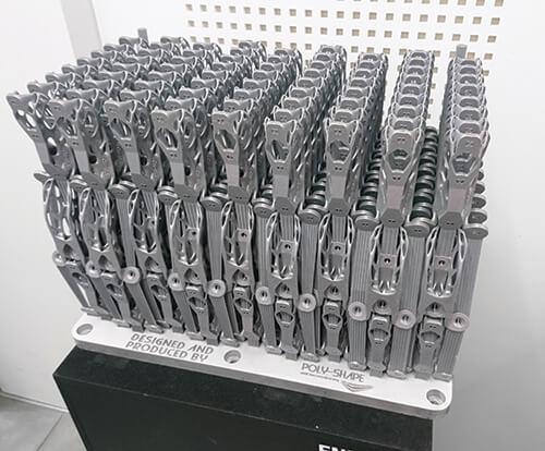 Aluminum Parts Plate for automotive