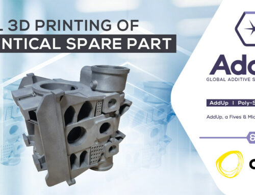Repair and spare parts: is 3D printing the solution?