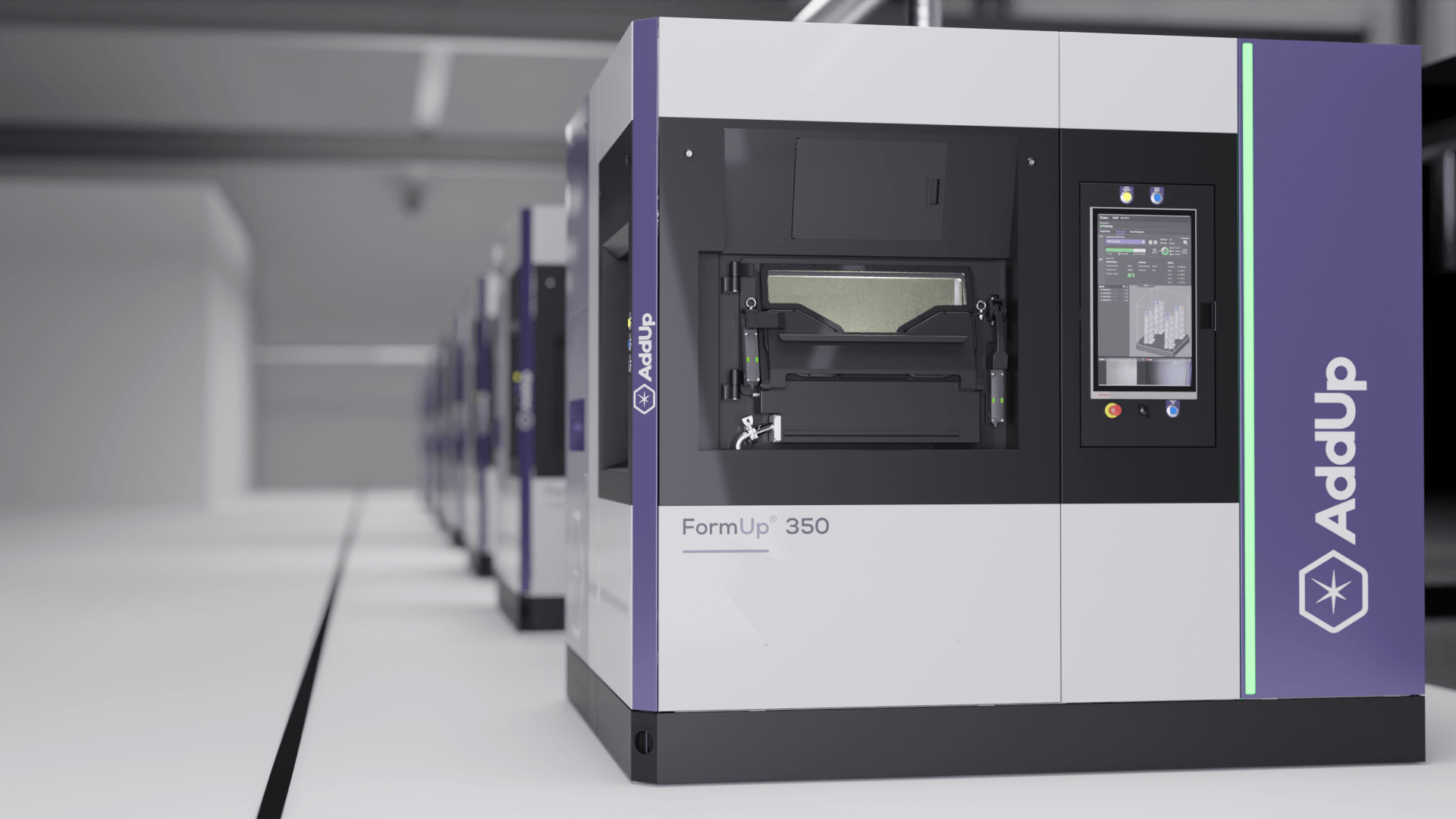 Produce 3D-printed parts in series with metal additive manufacturing