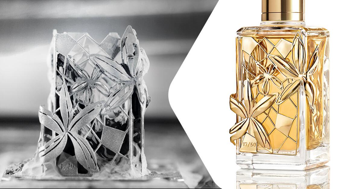 Impression 3D dans l'industrie du luxe et la bijouterie - joaillerie