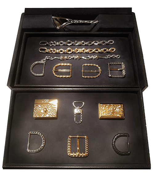 La Malette - Luxury metal 3D printing