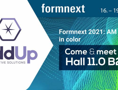Formnext: AddUp