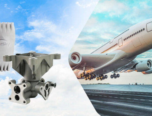 3D printing and aeronautics: get your ideas off the ground!