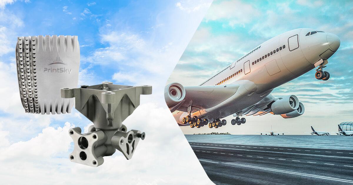 Impression 3D et aéronautique